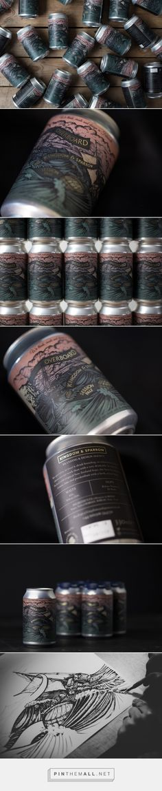 Overboard - Packaging of the World - Creative Package Design Gallery - http://www.packagingoftheworld.com/2017/12/overboard.html