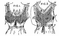 Herminie Cadolle patent