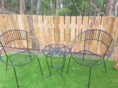 Iron table and chairs | Other Furniture | Gumtree Australia Noosa Area - Doonan | 1147899998
