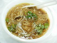Oyster-Vermicelli - Taiwanese cuisine