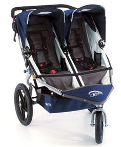 A Runner's Guide to Double Jogging Strollers | Running Times