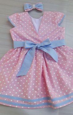 Cute Baby Dresses, Little Girl Outfits, Kids Outfits Girls, Toddler Girl Dresses, Girls Dresses, Baby Girl Frocks, Frocks For Girls, Baby Frocks Designs, Kids Frocks Design