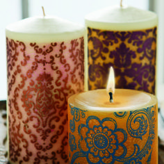 images of candlemaking | To help you along the way, we're offering up an easy and accessible ...