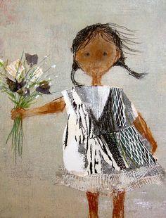 Personalised Gift Flowers for Amal ART PRINT Gift for teachers Best teacher Appreciation gift Favorite teacher Inspirational art