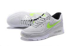 Nike Air Max 90 KPU Grey Fluorescent Green