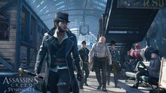 Assassin's Creed: Syndicate - the senses.se review: http://www.senses.se/assassins-creed-syndicate-recension/ #ps4