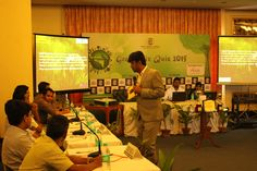 Corporate Quiz GBQ 2015 by Greycells for Indian Chamber of Commerce