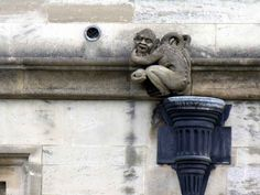 22 Gargoyles That Are Having A Worse Day Than You