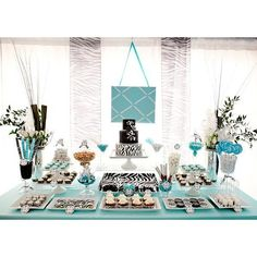 Breakfast at Tiffany's Party ideas found on Polyvore