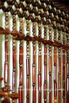 Beaded Door Curtains Beaded Door Curtains, Boho Curtains, Outdoor Art, Suncatchers, Mobiles, Chandeliers, Jewel, Dangles, Villa