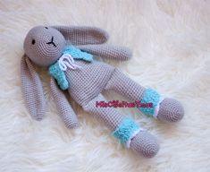 Amigurumi 🐰 conejo