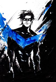 Nightwing by kohidrop