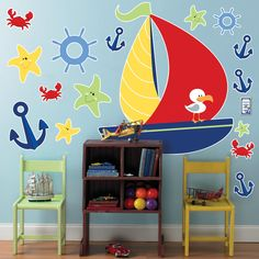anchors decals