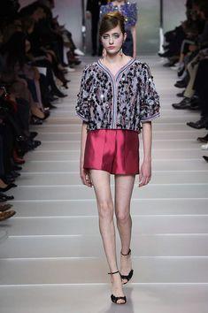 Armani Privé, Couture, Париж