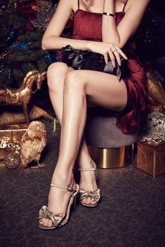 10 Best The Holidays ! images | Interchangeable heels