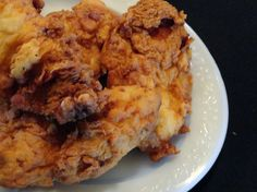 Yum... I'd Pinch That! |  Southern Fried Chicken Recipe #recipe #justapinch
