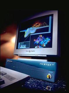 Silicon Graphics Inc (SGI) Indigo 2, 1992