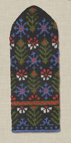 Ravelry: Latvian mitten 8 pattern by Ieva Upeniece