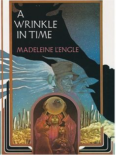 A Wrinkle in Time by Madeleine L'Engle, with link to an interesting chat about reading the book as an adult.