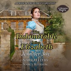 Win an Audiobook of The Indomitable Miss Elizabeth!