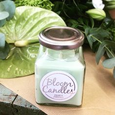 Pear & Freesia Scented Candle