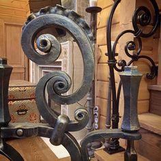 #artmetallab #forge #ковка #details #fireplaceset #москва #custommade #blacksmith #ironworks #interior #москва