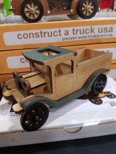 Lil' Delivery Truck Kit