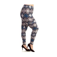 Coming soon! (OS PLUS) Leggings Coming soon! Like to be notified!  This item has not been priced yet. The price will be adjusted once the listing is complete Pants Leggings