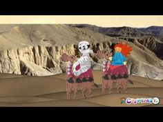 Dibujos Infantiles. Tina y los Fieltronitos: Visita a Egipto. - YouTube