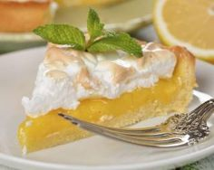 Receta de Lemon Pie - Powered by Ww Desserts, Dessert Recipes, Lemon Pie Receta, Grandma Cooking, Cheat Meal, Pie Dessert, Love Food, Brunch, Food And Drink