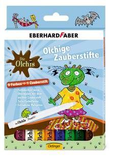Die Olchis magische Zauberstifte - Erhard Dietl (ab 3 Jahren)