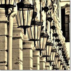 Lanterns ... (Corfu)