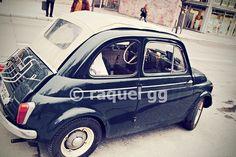 Fiat 500 retro