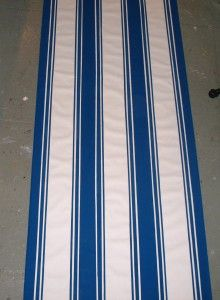 navy and white stripes by The Original Runner Company.   www.originalrunners.com
