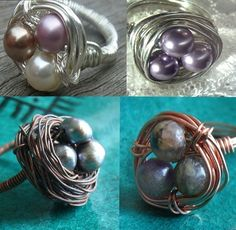 Jewelry Tutorials Ring  How to make a  Wire by JewelryonPicadilly, $4.00