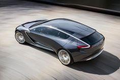 Concept Cars - Autos, die so nie gebaut werden Der Monza Concept setzt auf grünen Antrieb. Ein Elektromotor wird mit Hilfe einer Brennstoffzelle mit Energie versorgt. Für stärkeren Antrieb sorgt der ein Liter große Verbrennungsmotor mit drei Zylindern.