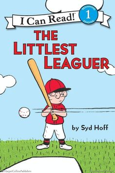 The Littlest Leaguer  by Syd Hoff