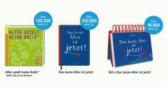 Drei erfolgreiche Geschenkbücher, bei Coppenrath erschienen