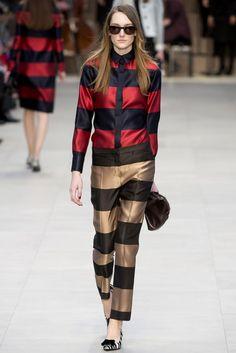 Burberry Prorsum Otoño Invierno 2013/2014 | Fotos Vogue