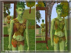 Pflanzenshorty
