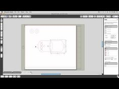 Kerri Bradford video shows you step-by-step how to turn a shape into a card using Silhouette Studio.