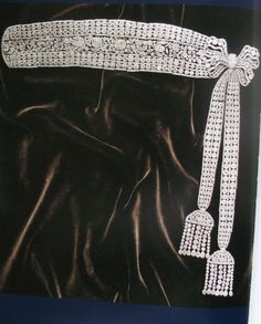 THE ROMANOVS JEWELRY - The diamond belt with tassels that was made for Catherine II The Great by jeweler Louis David Duvall. The part of the belt was given by Catherine II to Jeremiya Posse to create  IMPERIAL WEDDING CROWN.