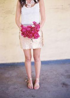 love the Bougainvillea as a bridal bouquet