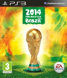 EA Sports 2014 FIFA World Cup Brazil - Xbox 360 by Electronic Arts, Lead your country to FIFA World Cup glory while experiencing all the fun, excitement and drama of soccer's greatest event. Ea Sports Fifa, Soccer Fifa, Football Soccer, Sports News, Wii, Fifa 14, Videogames, Ri Happy, Fifa 2014 World Cup