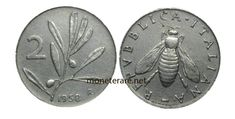 2 Lire: Valore, Curiosità e Rarità delle Monete da 2 Lire Italiane   MoneteRare.net Ram And Rem, Lus, Rare Coins, Personalized Items, Money, Italian Lira, Coins, Europe, Silver