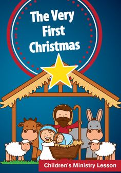 The Very First Christmas Lesson