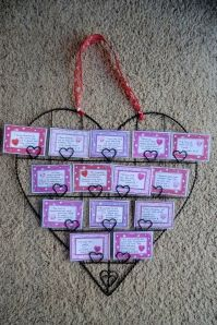 Cool craft idea for teaching bible verses about love to kids!