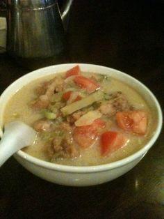 Fish Head Soup from Penang!