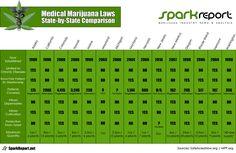 Medical Marijuana Laws in America