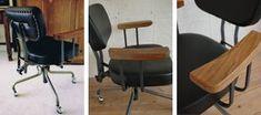 TRUCK|DESKWORK CHAIR,  #chair #deskwork #truck Trucks, Desk, Braid Hair, Chair, Furniture, Space, Home Decor, Hair Weaves, Floor Space